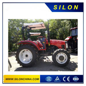 75HP 4 Wd Farming Tractor with The Sun Proof Exported to Germany pictures & photos