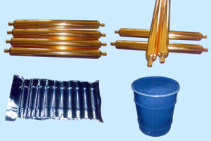 Refrigeration Spare Parts Copper Tube Spun Accumulator Filter Drier pictures & photos