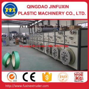 Pet Slitting Strap Extrusion Machine (Eight Straps 300kg/h) pictures & photos