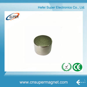 (80*50mm) Rare Earth Disc Magnet pictures & photos