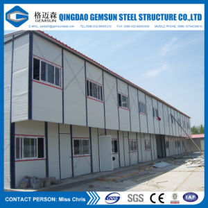 Fast Installation Modular Building/Mobile/Prefab Steel House pictures & photos