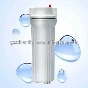 Chunke Domestic PVC Filter Housing/Cartridge Filter Housing for Water Purifier pictures & photos