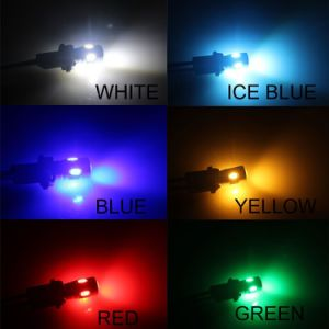 T10 5730 6SMD LED Lamp with Lens DC 12V Canbus Pority RGB Color Auto LED Lamp pictures & photos
