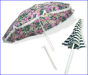 Beach Umbrella (BR-BU-107) pictures & photos