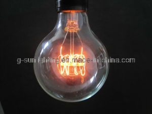 Globe Carbon Filament Lamp