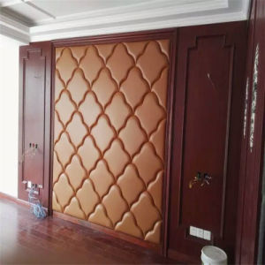 Acoustic Panel 600*600 Decorative Panel Decoration Panel Wall Title Roof Panel Ceiling Board 3D Wall Panel pictures & photos