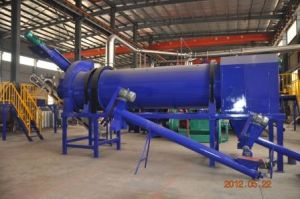 Cooling and Filtering Machine Poultry Waste Rendering Machines