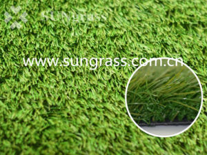 40mm Synthetic Turf for Garden or Landscape (SUNQ-AL00097) pictures & photos