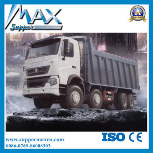 2016 New High Quality Dump Truck 8X4 340HP FAW Tipper Lorry Truck for Sale pictures & photos