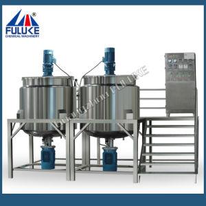 FMC Multifunctioal liquid washing mixing blending tank pictures & photos
