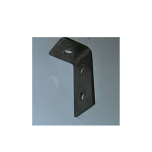 Black L- Style Stamping Steel Clip Angle Connection pictures & photos