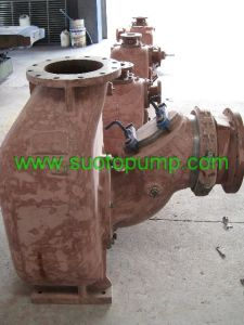 Heavy Duty Solid Handling Slurry Pump pictures & photos