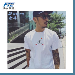 High Quality Men T-Shirt with Customer Size pictures & photos