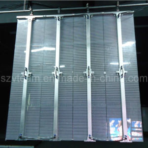 High Transparency and Brightness LED Screen for Advertising