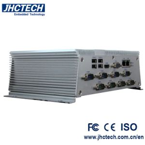 Fanless Wall Mounting Industrial Computer PC