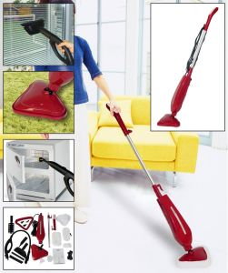 1300W Hand Held Domestic Steam Cleaner (KB-Q1401) pictures & photos
