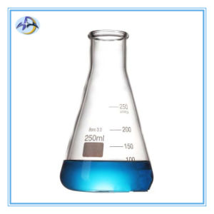 Wide Neck Erlenmeyer Flask for Laboratory Glassware
