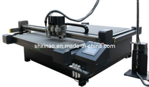 Router Series High Speed Flatbed Digital Cutter (AOKE DCZ77) pictures & photos