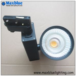 3 Phase 40W High CRI Ra97 Ciziten COB LED Track Lighting pictures & photos