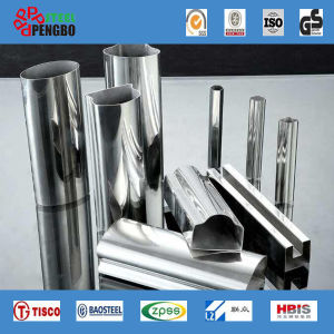 201 304 Furniture Stainless Steel Special Pipe30 pictures & photos