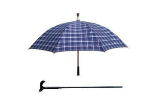 Walking Umbrella, Stick Umbrella for Old People (BR-ST-147) pictures & photos