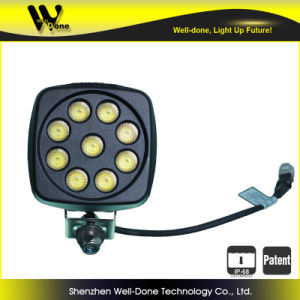 Heavy Duty CREE LED Work Lamp, High Power LED Marine Light, IP68 LED Mining Light. (9L28)