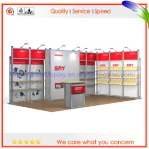 Exhibition Modular Booth Display Easy Installation and Dismantle Booth
