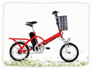 16′ Light Weight Mini Folding Electric Bike pictures & photos