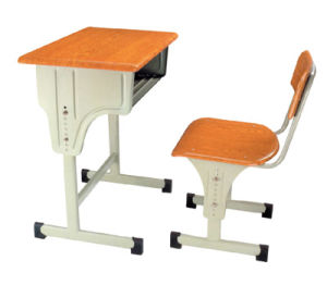 Cheap Single Desk School Furniture (YRA-002)