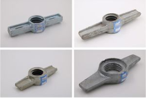 Sand Casting for Scaffolding Jack Nut pictures & photos