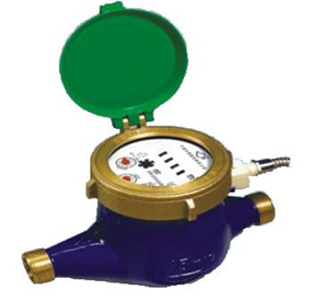 Photoelectric Coding M-Bus Remote Reading Water Meter