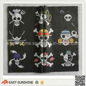 Logo Printing Glasses Cleaning Cloth (DH-MC0365) pictures & photos