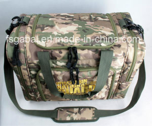Fashion Promotional Camouflage Militry Travel Duffle Lugagge Bag pictures & photos