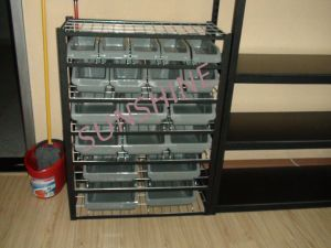 Bin Rack pictures & photos