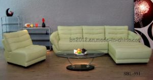 Living Room Genuine Leather Sofa (SBL-531) pictures & photos