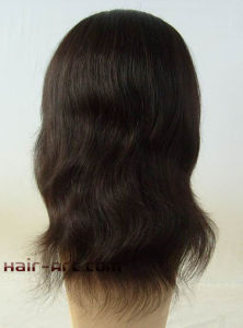 "Burmese Virgin Hair / Full Lace Wigs - 16"" pictures & photos"