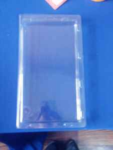 Square Clamshell Box for Face Mask Set Plastic Packing Box pictures & photos