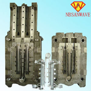 Aluminum Die Casting Mould for Radiator