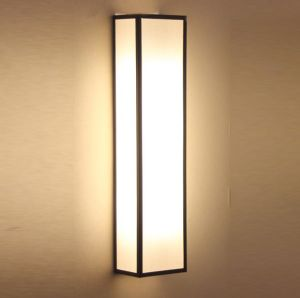Metal Wall Lamp with Glass Shade (WHW-901) pictures & photos