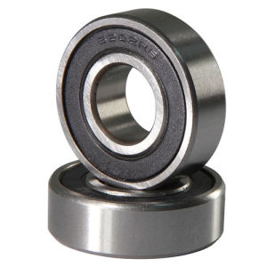 6202 2RS, 15mm ID X 35mm Od X 11mm Wide, Sealed Deep Groove Ball Bearings