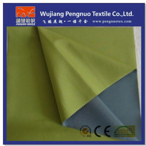 240t Polyester Pongee Composite Knitted Fabric