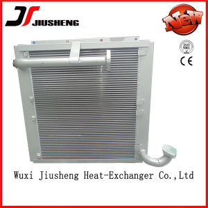 Custom Made Aluminum Plate Bar Radiator for Shovel Crawler