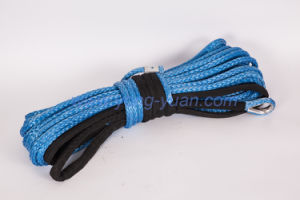 China Supplier High Quality Synthetic Rope Winch for ATV (DH4500D-S) pictures & photos