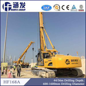 Hf168A Rotary Pile Drilling Machine for Sale, Rock Expert pictures & photos