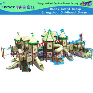 Good Quality Large Outdoor Corsair Playground for Sale (A-04801) pictures & photos
