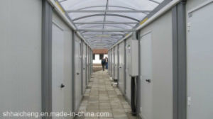 20ft Flat Pack Modular Container for Labor Camp (shs-mh-camp026) pictures & photos