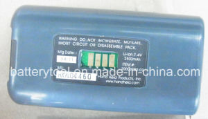 Honeywell 9900 Battery (7.4V 2500mAh) pictures & photos