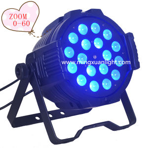 Hot Stage Light 18*10W 6in1 Support PAR LED pictures & photos