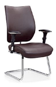 Leather Office Visitor Chair Price