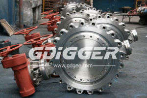 Lug Type Wafer Butterfly Valve  (DG006012B)